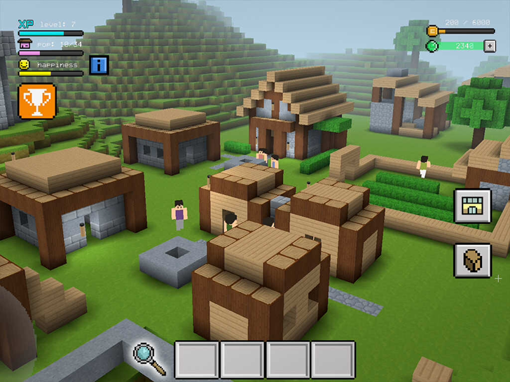 Block Craft 3D : City Building Simulator App Game By Fun Games For Free
