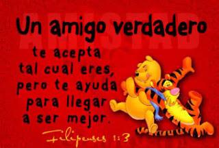 imagenes con frases bíblicas con winnie pooh