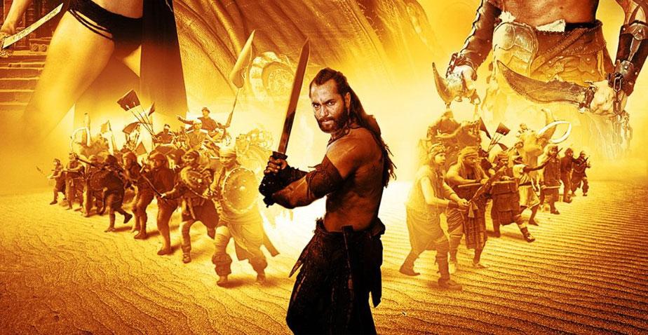 The scorpion king 3 battle of redemption tr 225 iler de la tercera parte