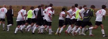 2007 Team Victory Jog