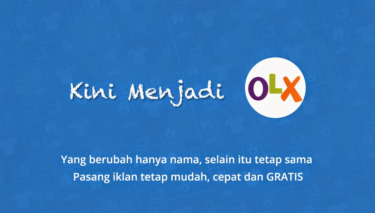 Download Aplikasi OLX.co.id