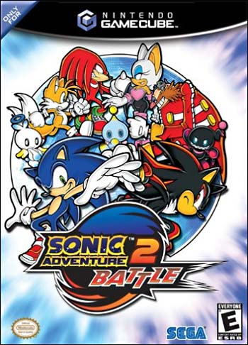 Sonic Adventure 2 sur Dreamcast ou Gamecube (Battle) 1
