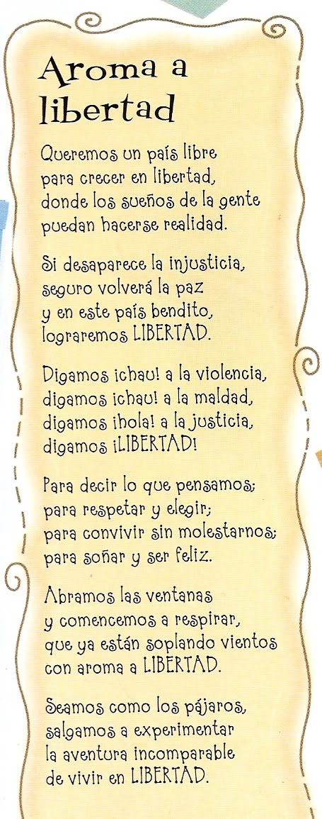 Poemas De Libertad