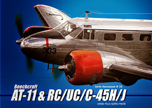 "Serie Aeronaval  n°33<br> ""Beechcraft AT-11 &amp; RC/UC/C-45H/J&quot;"