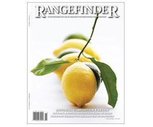 Brinde Gratis Assinatura Revista RangeFinder sobre fotogratia