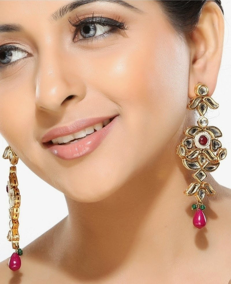 Brilliant Indian Earrings Designs Collection 201314 For Women  Pakistani