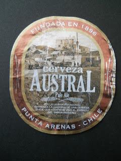 peruvian beer austral