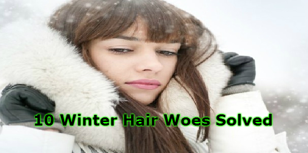 10 Winter Hair Woes Solved