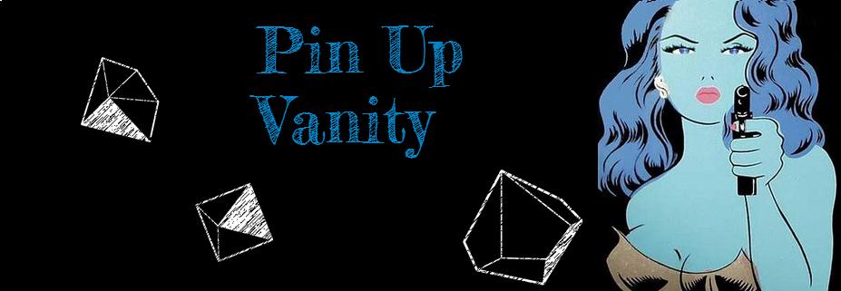 Pin Up Vanity