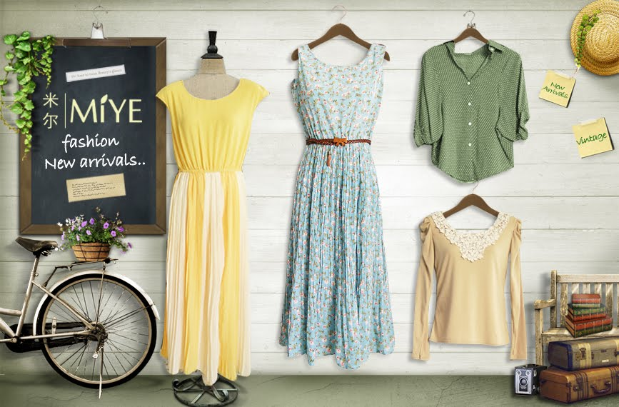 ♥ MIYE - a handmade & fashion boutique....