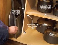Pot Storage Solutions