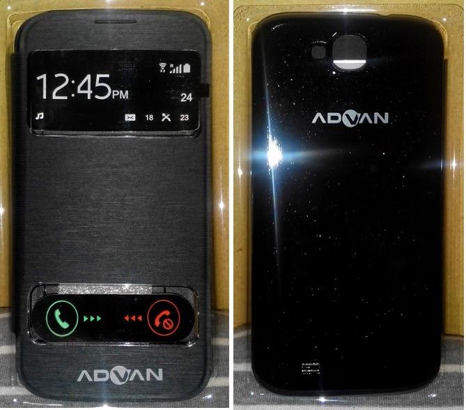 Jual Leather Case Jual Flip Cover Case Advan Vandroid S5E