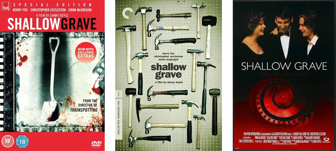 Shallow Grave - Płytki grób (1994)
