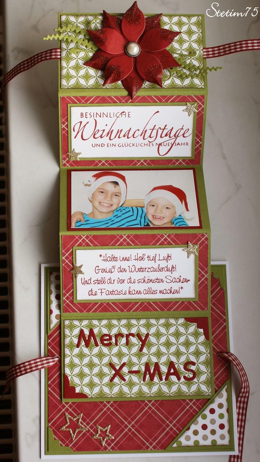 steffi s stempelkeller frohe weihnachten. Black Bedroom Furniture Sets. Home Design Ideas