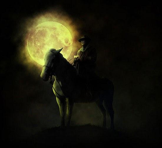 Create a Lone Ranger Photo Manipulation