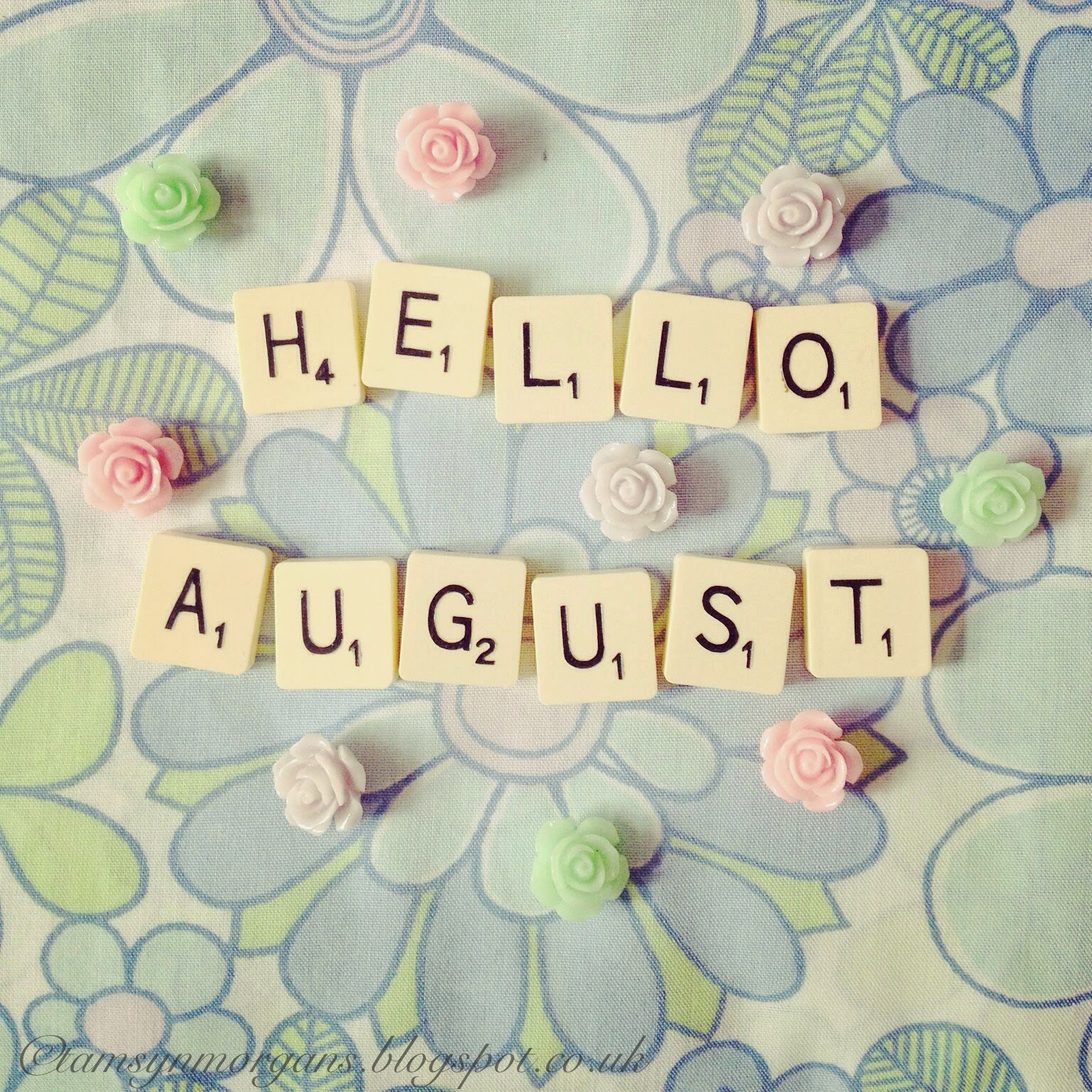 Superb Hello, August!