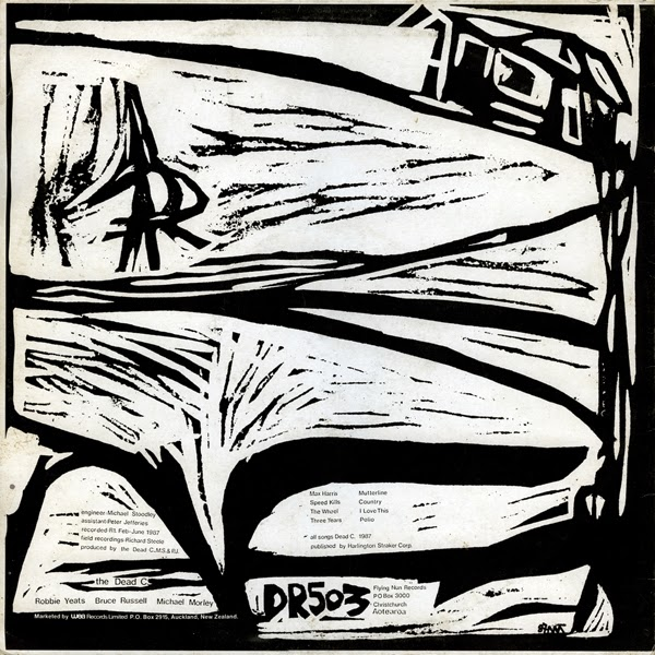 The Dead C - DR503 / The Sun Stabbed EP