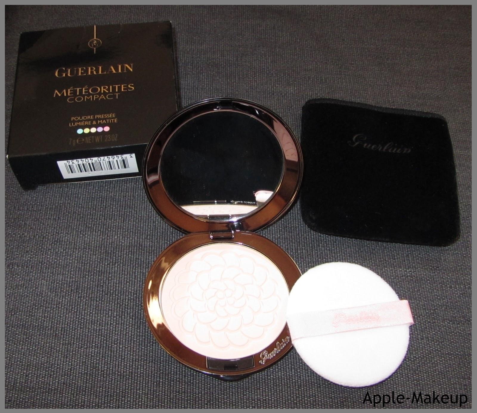 apple makeup poudre m t orites compact guerlain. Black Bedroom Furniture Sets. Home Design Ideas