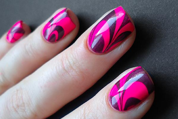 the extraodinary ideas for nail decorations are going to be presented - Nail Design Ideas 2012