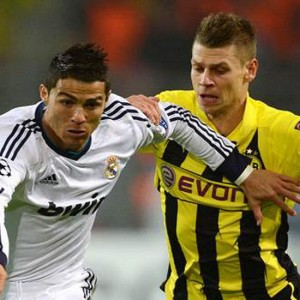 Prediksi Skor Real Madrid Vs Borussia Dortmund 7 November 2012 - Liga Champion