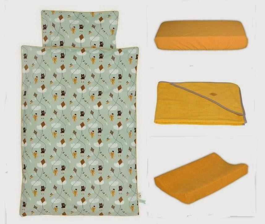 Jut en Juul Lifestyle for Kids  Inspiratie voor de kinderkamer      Collectie Kite van Ferm