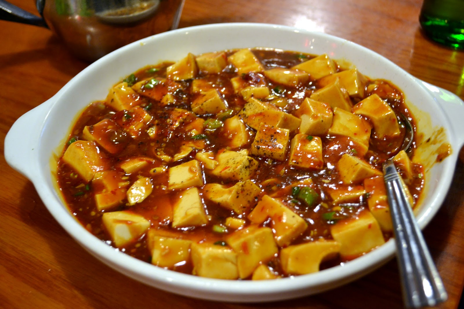 Sliced Fish with Spicy Sauce Soup at Old Sichuan ~ New York Food ...