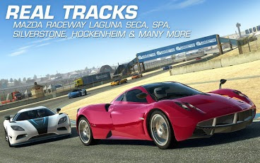Real Racing 3 APK+ Data
