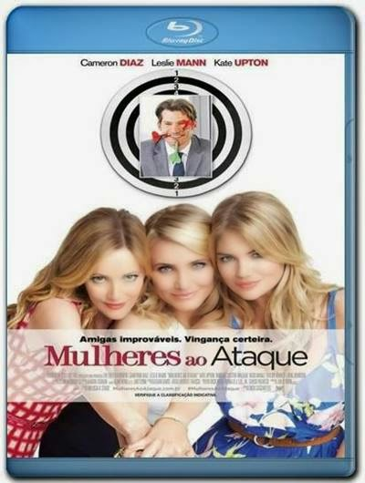 Mulheres ao Ataque AVI BDRip Dual Audio + BRRip + Bluray 720p e 1080p