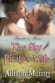 Interview with Allison Merritt – Author of The Sky Pirate's Wife
