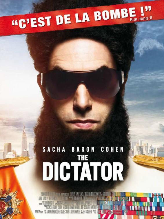 The Dictator монгол хэлээр шууд үзэх