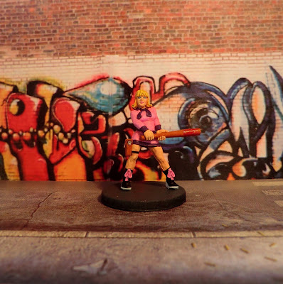 Felicity, Bob, Hasslefree, Miniatures, painting, skin, guide, how to, easy, quick, survivor