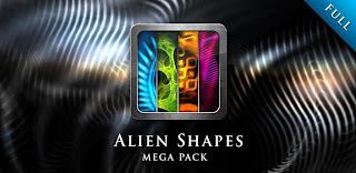 Alien Shapes FULL v1.5 Apk