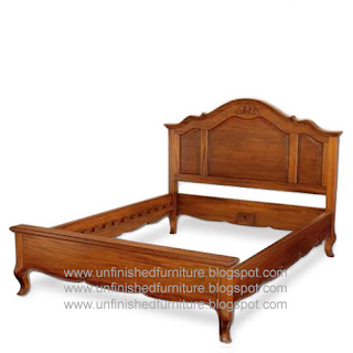 Indonesia furniture, Jepara furniture, supplier mahogany furniture, unfinished furniture, solid wooden frame bed, raw furniture, classic reproduction furniture