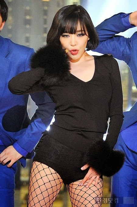 Ga In Brown Eyed Girls SBS MTV Show Truth or Dare Performance