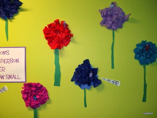 Tippytoe Crafts: Horton\'s Clover Craft
