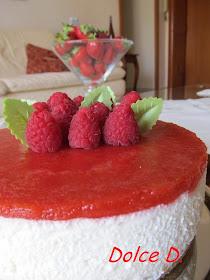 Cheesecake Estiva!