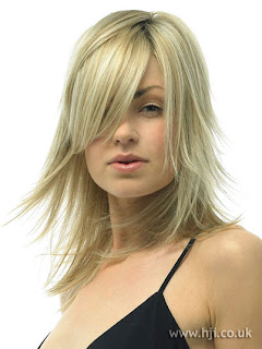 Latest Layered Medium Hairstyles For Women 2011