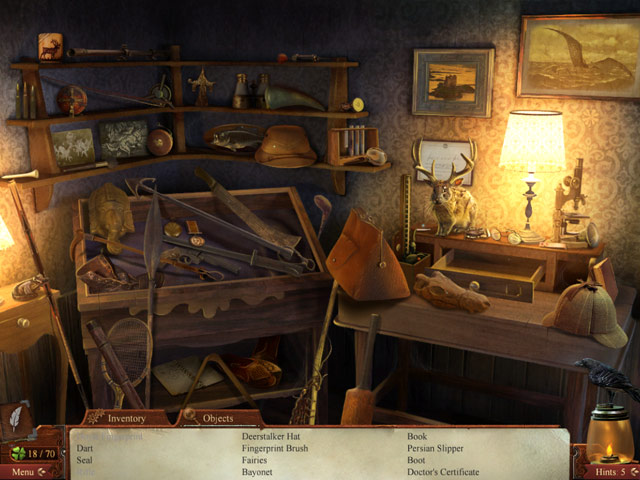 Midnight Mysteries: Haunted Houdini Deluxe Screenshot 3