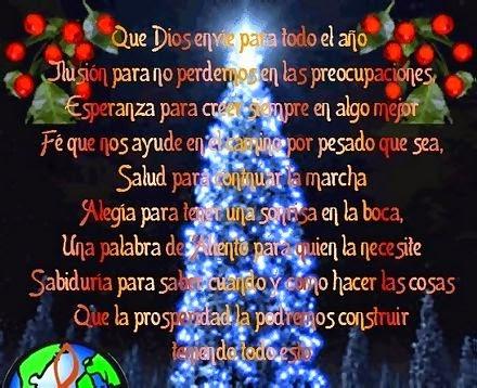 Frases De Año Nuevo: Que Dios Envíe Para Todo El Año Ilusión