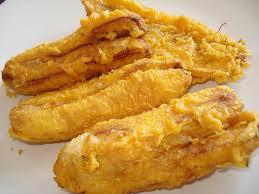 resepi pisang goreng rangup