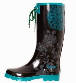botas de agua mujer Desigual