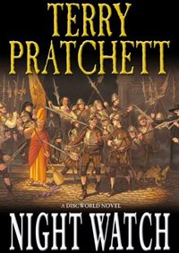"Cover of ""Night Watch"", a novel by Terry Pratchett"