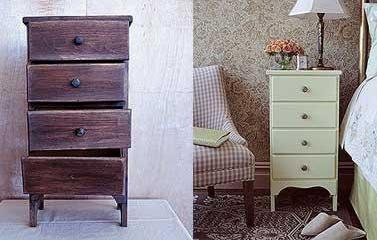Artesare muebles renovados - Reciclado de muebles viejos ...