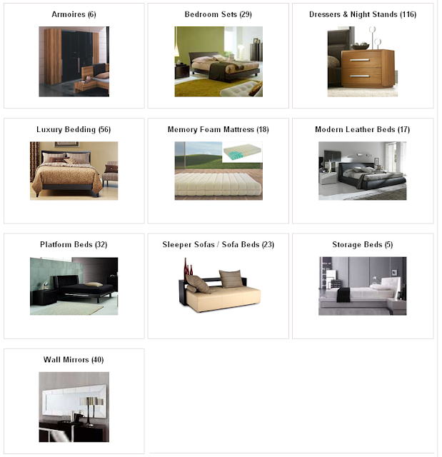 Modern Bedroom Furniture Stores High