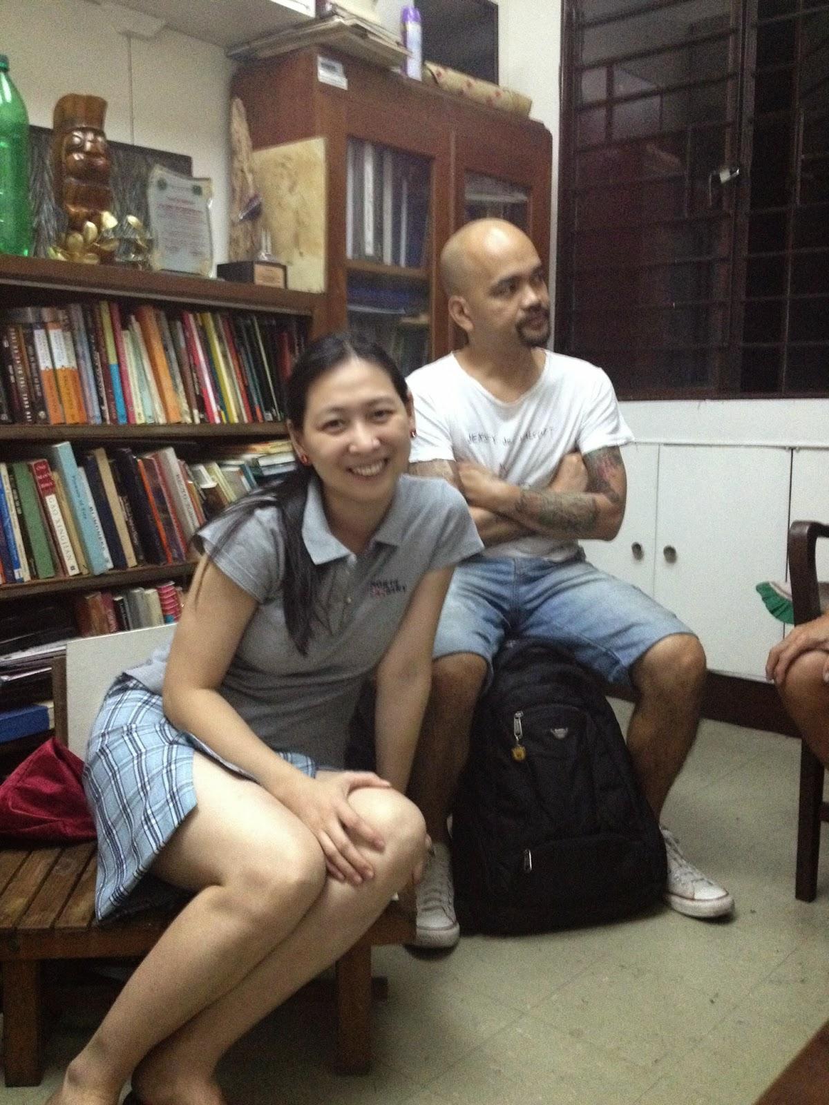 """ang baliw by mayette bayuga Naisulat din ni mayette m bayuga ang """"rosal"""" noong 1993 at """"ang baliw"""" noong  1997, ito ang mga akda niyang nagkamit ng gantimpala sa philipine book."""