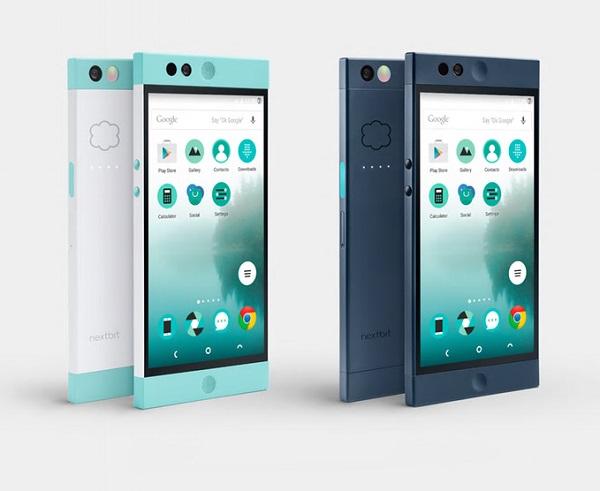Nextbit announces cloud-first Robin smartphone