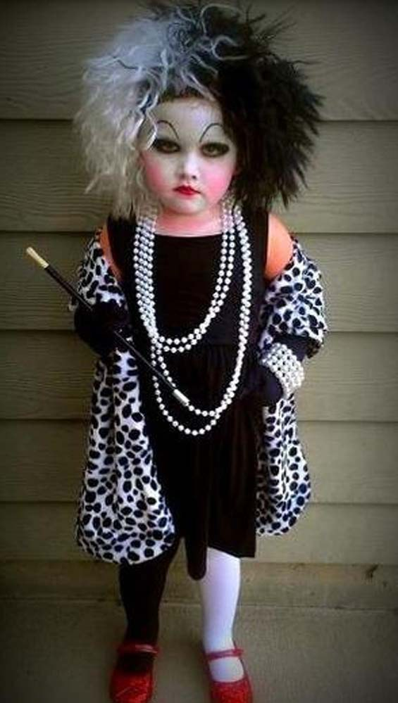costumes for halloween 5 - Cheap Creepy Halloween Costumes