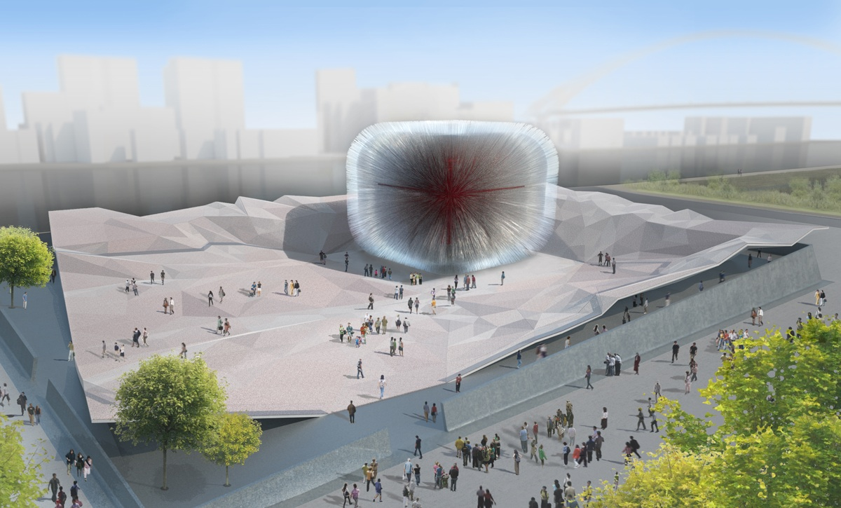 Sadly no goodwill gesture uk pavilion at shanghai for Expo 2010 pavilions