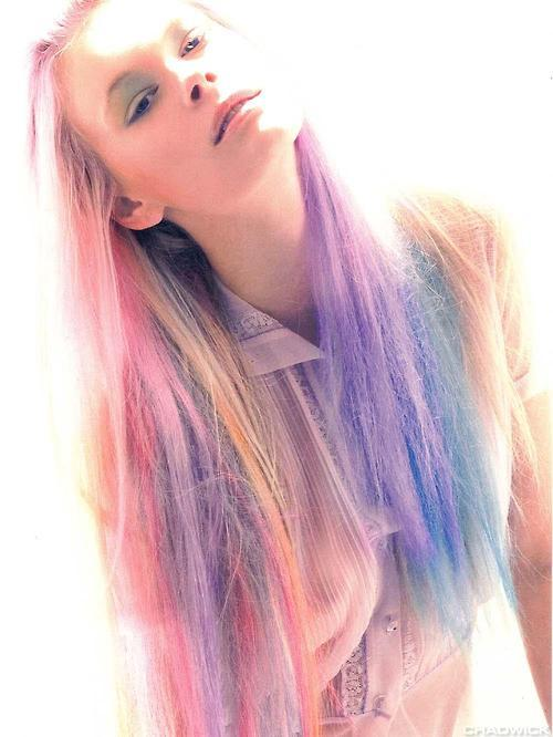 Rosey Kettle Rainbow Hair
