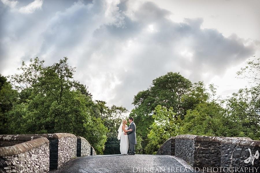 The Swan Newby Bridge Wedding Photography